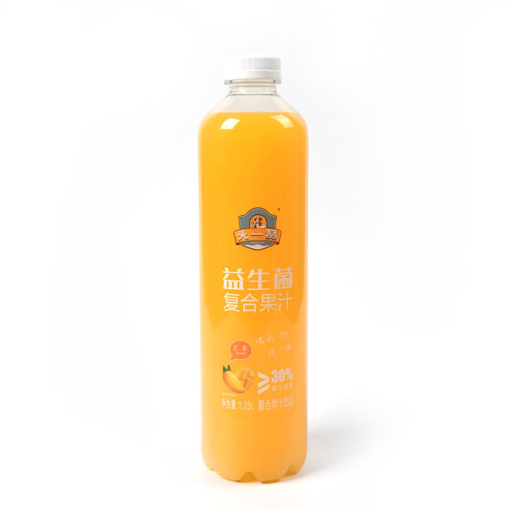 头一赞芒果汁1.25l
